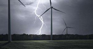 风力发电防雷解决方案