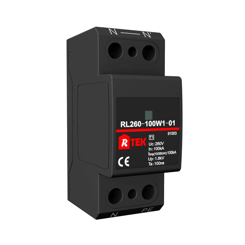 RL260-50(100)W1-01配电系统电涌保护器