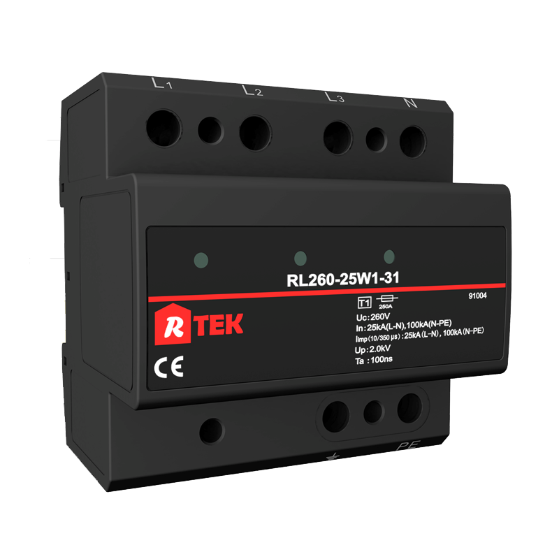RL260-25W1-31 配电系统涌流保护器