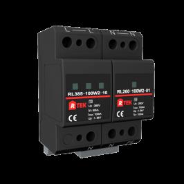 RL385-80(100 120)W2-11R 汇流排组合的Ⅱ级/2级电涌保护器