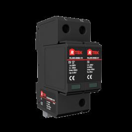 RL275(320 385 440)-60M2-11R 可插拔防震模块一体化底座Ⅱ级/2级电涌保护器