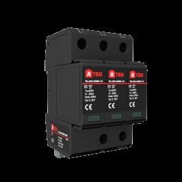 RL275(320 385440 760)-40(25)M2-30R 可插拔防震模块一体化底座Ⅱ级/2级电涌保护器