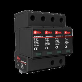 RL275(320 385 440)-40M2-31R 可插拔防震模块一体化底座Ⅱ级/2级电涌保护器
