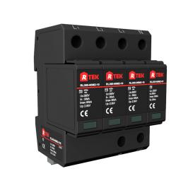 RL275(320 385 440)-60M2-31R 可插拔防震模块一体化底座Ⅱ级/2级电涌保护器