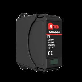 RV500(600 750)-40(25)M2-10 2级多用法单极电涌保护器