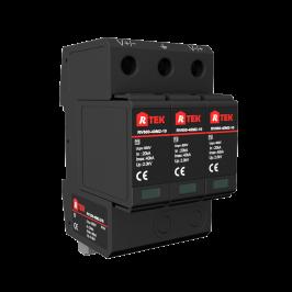 RV600-1500-40M2-21R 光伏直流配电系统 Ⅱ级/2级电涌保护器
