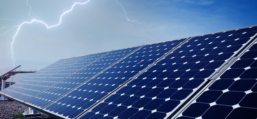 阿尔太科技(RTEK)- 为光伏发站电提供防雷方案及电涌保护产品